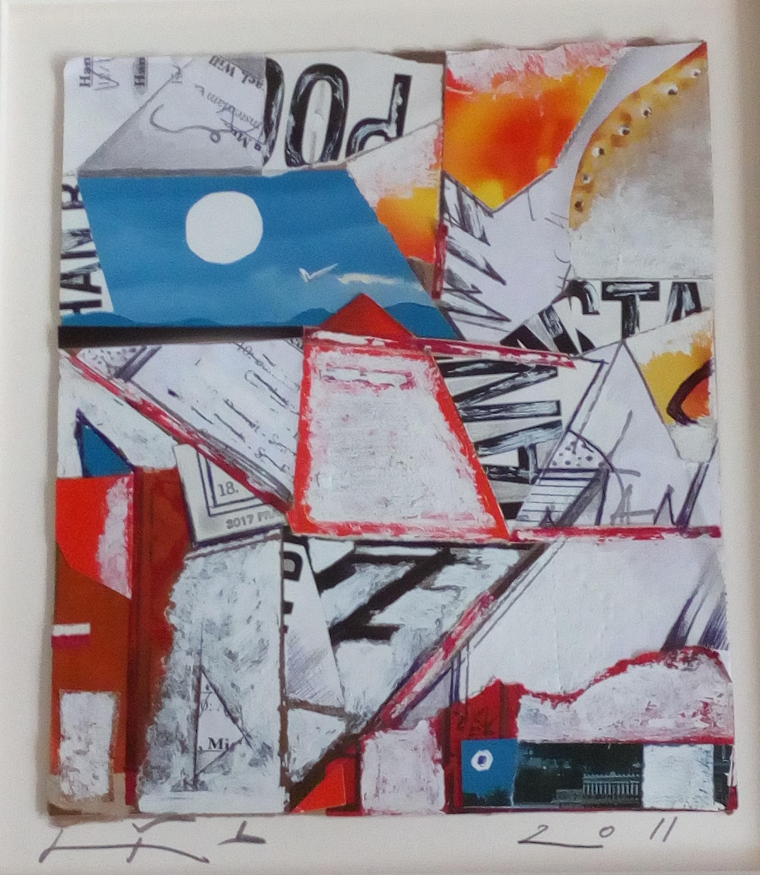 Collage Han Bennink